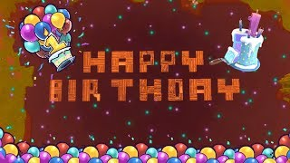 HAPPY BIRTHDAY FORTNITE BATTLE ROYALE - THANK YOU EPIC GAMES