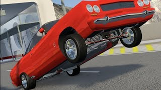 Car Created In Automation ...Then DESTROYED!! | BeamNG | SLAPTrain