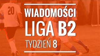 Wiadmości z Ligi B2: 8 tydzień (FLS Jesień 2015)