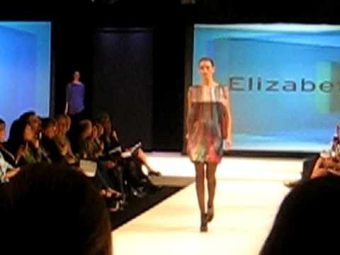Elizabeth and James Nordstrom Fashion show 2009