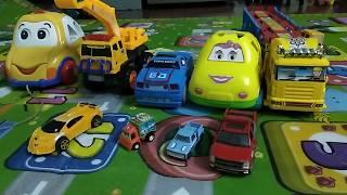 Xe oto đồ chơi các loại cho bé - Nhạc Thiếu Nhi Rất Hay