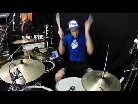 Green Day - Drum Cover - Brain Stew