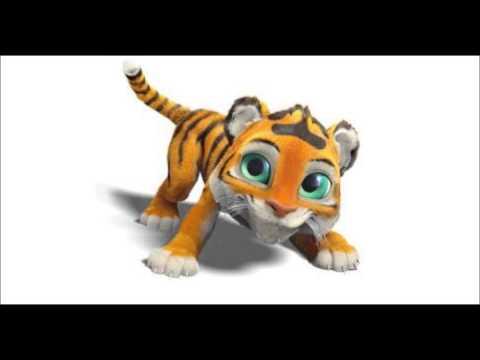 Tiger Boo English Version Full