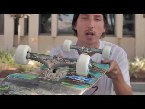 Tom Asta Skates The West LA Courthouse