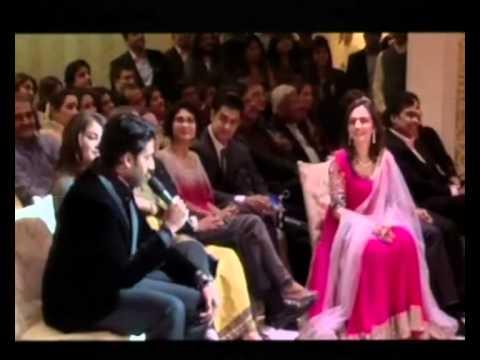 Abhishek Bachchan Predicts Arjun Will Follow Sachin