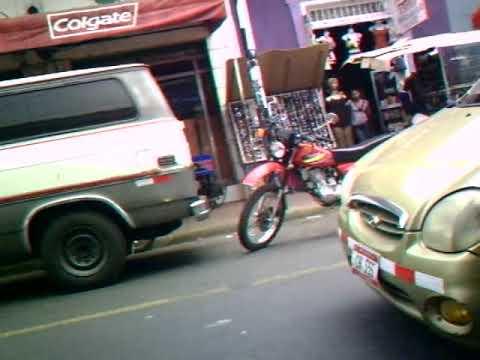 decompra en el mercado de chinandega ,nicaragua