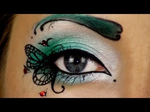 Butterfly Fantasy Makeup Tutorial