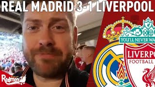 LFC Need To Stop Breaking Our Hearts! | Real Madrid 3-1 Liverpool | Paul's Match Reaction