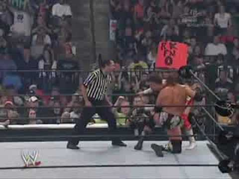 Unforgiven 2007 Carlito vs Triple H 1/2 Music Videos
