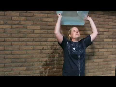 Sarah Watz Takes on ALS's Ice Bucket Challenge :: The Ice Bucket Challenge continues!