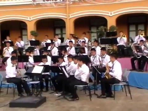 พม่าประเทศ - Suankularb Concert 10