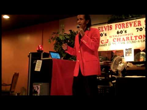 A NEW ELVIS FOREVER SHOW in LAS VEGAS 2010