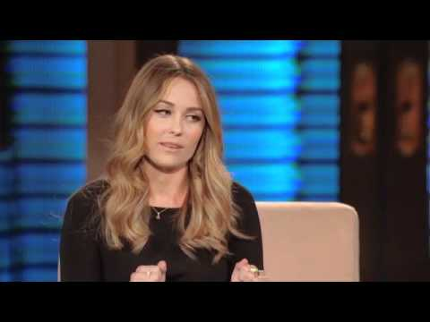 [HD] Lauren Conrad On George Lopez Show Part 1 (October 27th 2010)