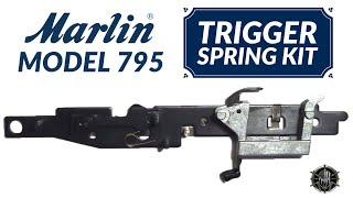 Marlin 795 Trigger Job | Marlin 795 Trigger Spring Kit by MCARBO.com