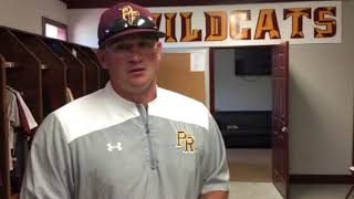 PRCC Baseball Coach Michael Avalon