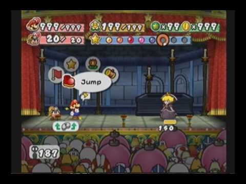 The Top 10 Worst Things that could happen to you in Paper Mario 2: The Thousand Year Door!