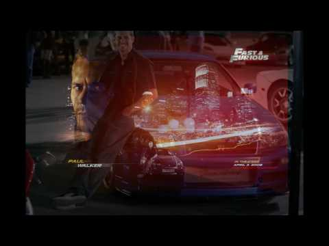 Fast & Furious 4 SoundTrack - We are rockstars HD 720p