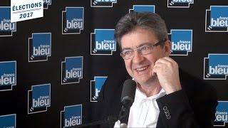 MÉLENCHON : «LE SPORT EST MALADE DE L'ARGENT»