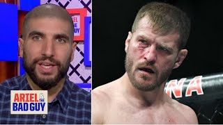 Stipe Miocic shouldn't fight Tyson Fury before Daniel Cormier 3 - Helwani | Ariel & The Bad Guy