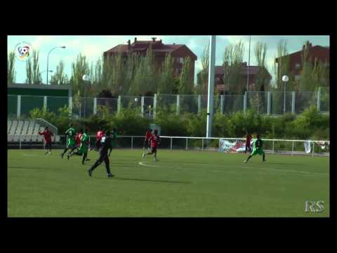 Rayo Vallecano División de Honor - InterSoccer Academia 4/5