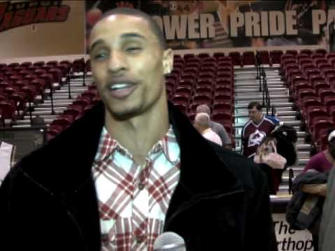 George Hill's IUPUI #3 Jersey Retired Video