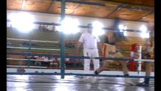 achraf saidi sharaf vs marzook harrando oujda2r 2009