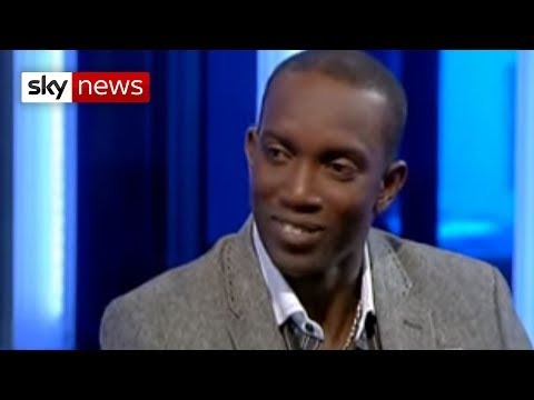 Dwight Yorke On Katie Price