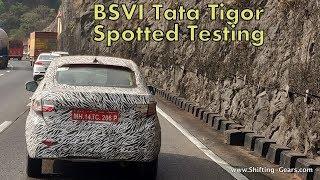 2020 Tata Tigor with BSVI engine - Testing ~500 km daily