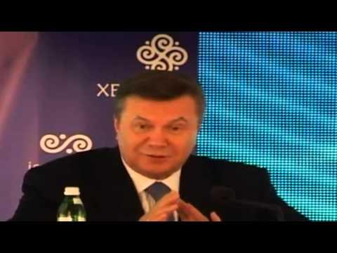 Подборка лучших приколов с Януковичем.