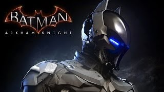 The Arkham Knight and the New Batmobile - Batman: Arkham Knight Interview