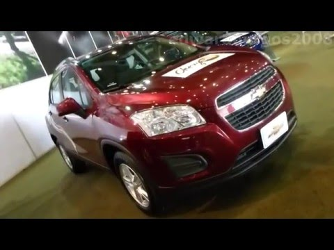 2014 Chevrolet Tracker 2014 video review Caracteristicas versión Colombia