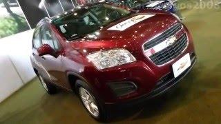 2014 Chevrolet Tracker 2014 Precio Caracteristicas versión para Colombia FULL HD