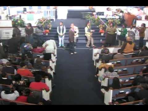 Patrick Riddick & Dvyne Worship Anniv. 1st Praise Break