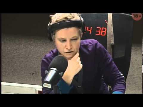 С.Сурганова на радио Маяк