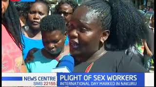 Plight of Sex Workers: International Day marked in Nakuru County