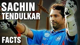 12 Awesome Facts About Sachin Tendulkar