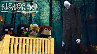 Minecraft MY BABYSITTER IS...... SLENDERMAN THE MOVIE!!