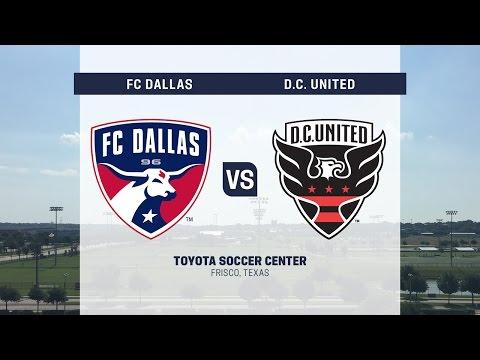 Development Academy Playoffs U-15/16: FC Dallas vs. D.C. United