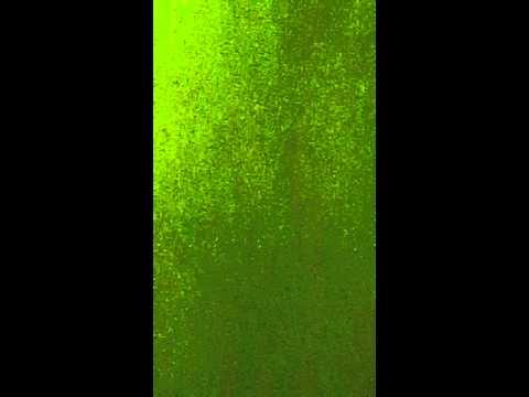 Planet X, Nibiru viewing through welding hemet.
