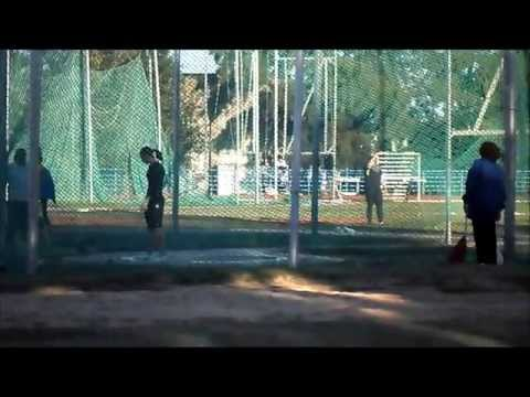 hammer throw women