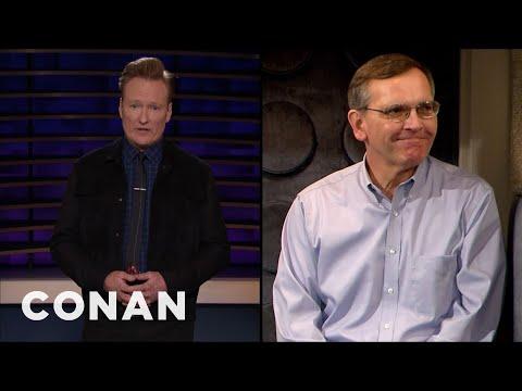 Conan Remembers His Friend Rick Ludwin - CONAN on TBS