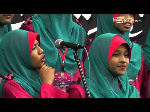 BTPN Terengganu 2013 | Kalam Jamaie Kebangsaan 2013