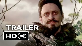 Video clip Pan Official Trailer #1 (2015) - Hugh Jackman, Amanda Seyfried Movie HD
