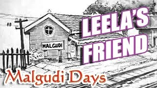 Malgudi Days - मालगुडी डेज - Episode 18 - Leela's Friend - सिद्धा (Missing Necklace)