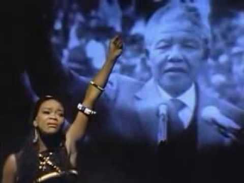Brenda Fassie - Black President (Aye Nelson Mandela)