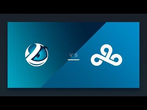 CS:GO - Luminosity vs. Cloud9 [Inferno] Map 1 - NA Day 17 - ESL Pro League Season 6