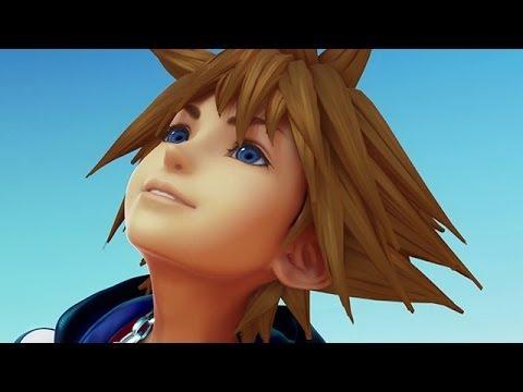 E3 2014 Trailers – Kingdom Hearts 3 Teaser Trailer E3 2014 【HD】