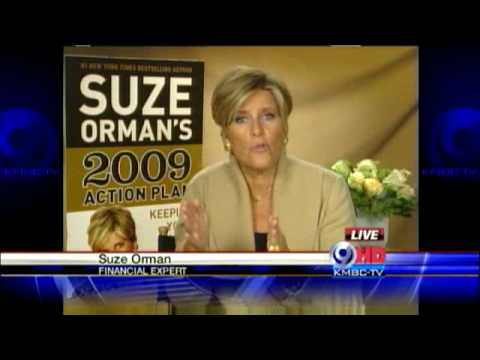 Suze Orman Answers KMBC Viewer Questions