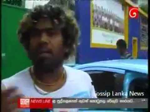 Lasith Malinga Blaming to the media