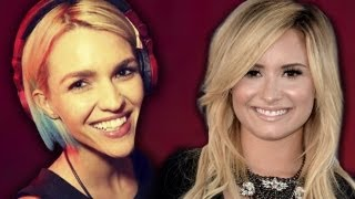 Demi Lovato Lesbian Hookup with Australian DJ?